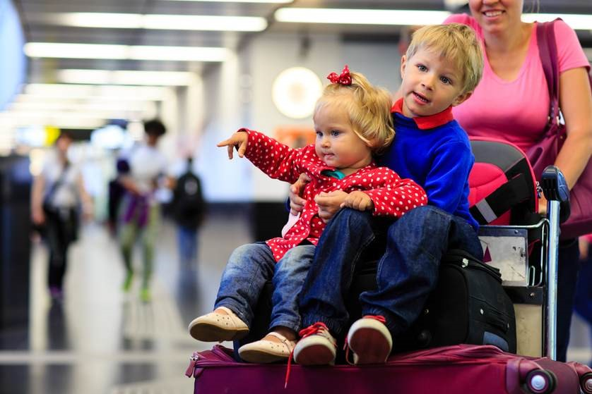 Three Simple Methods for an Easier Time Traveling with Your Toddler