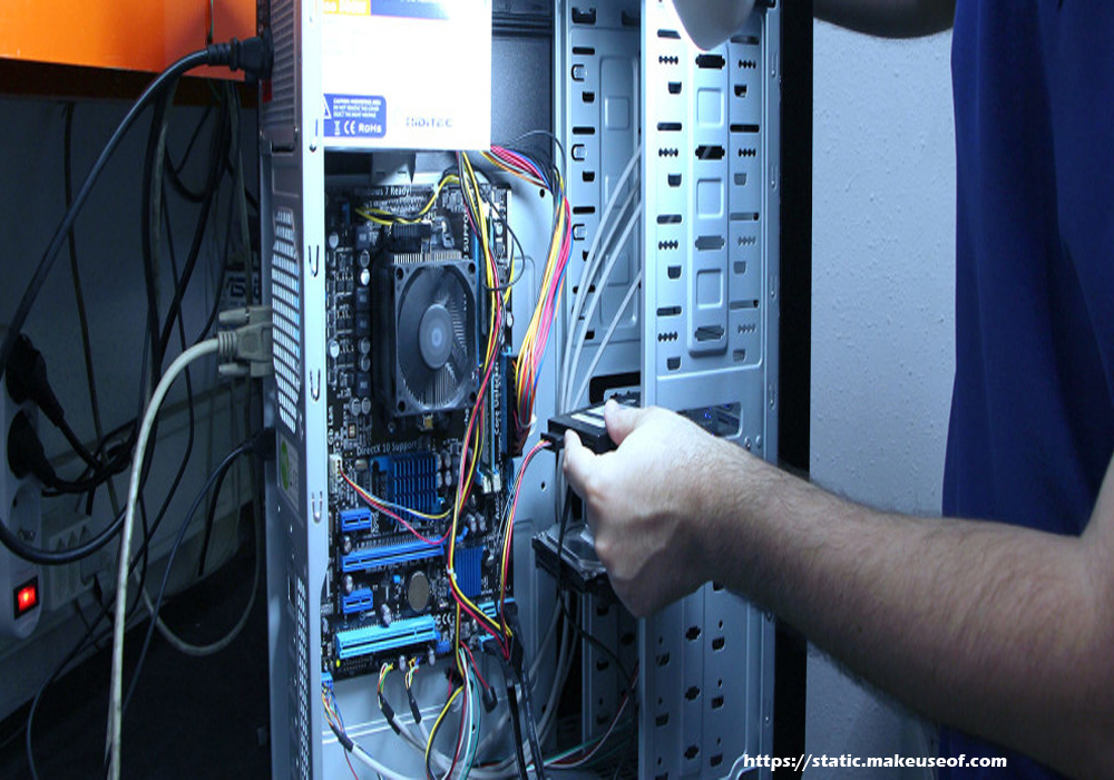 For Better Computer Performance, Clean Your Computer Components