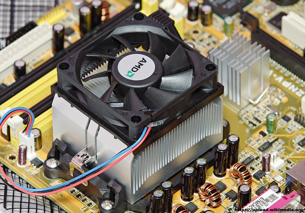 Some Computer Components Discussed