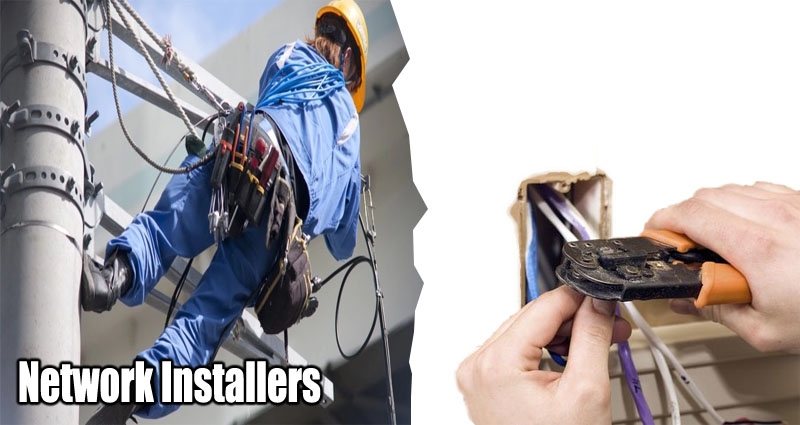 Network Installers – Ways To Get The Top